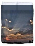 Sunrise Glory Duvet Cover