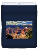 Sunset Grand Canyon Duvet Cover