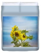 Swaying In The Breeze 2 Duvet Cover