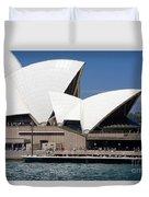 Sydney Opera House Duvet Cover
