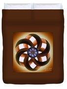 Synergy Mandala 2 Duvet Cover