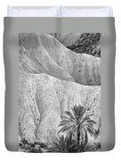 Tabernas Desert Duvet Cover