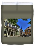 Tallin - Estonia Duvet Cover