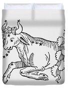 Taurus  Duvet Cover