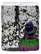 Technicolor Chassid Duvet Cover