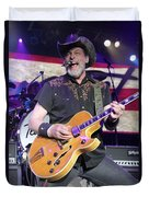 Ted Nugent Duvet Cover