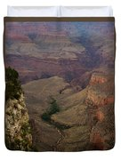 The Awe Of Nature Duvet Cover