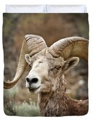 The Bighorn Duvet Cover