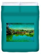 The Bridge 13 Duvet Cover