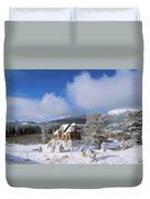 The Chapel On The Rock I Duvet Cover