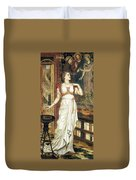 The Crown Of Glory Duvet Cover