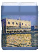 The Doges Palace Duvet Cover