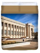 The Field Museum In Chicago Duvet Cover