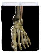 The Foot Bones Duvet Cover