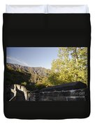 The Great Wall 1064 Duvet Cover