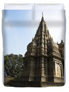 The Hindu Temple Duvet Cover