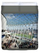 The Kauffman Center For Performing Arts Duvet Cover