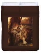 The Lament For Icarus Duvet Cover