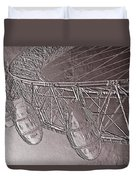 The London Eye Art Duvet Cover