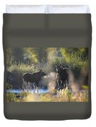 The Look Duvet Cover