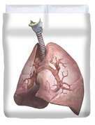 The Lungs Duvet Cover
