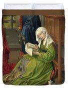 The Magdalen Reading Duvet Cover
