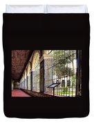 The Monastery Of San Francisco -  Lima Peru Duvet Cover