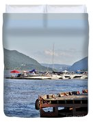 The Newburgh Water Front Duvet Cover