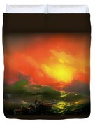 The Ninth Wave Duvet Cover