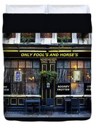 The Only Fool's And Horse's Duvet Cover