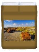 The Painted Desert Duvet Cover