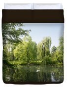 The Pool Central Park Duvet Cover