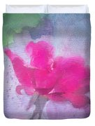 The Scent Of Roses Duvet Cover
