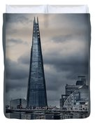 The Shard Duvet Cover