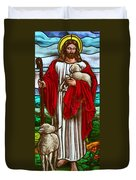The Shepherd Duvet Cover