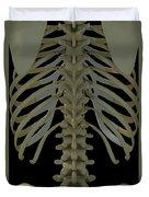 The Spine Duvet Cover