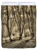 The Spring Forest Duvet Cover