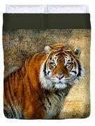 The Tiger Duvet Cover