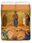 The Transfiguration Duvet Cover