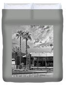 The View Palm Springs Duvet Cover