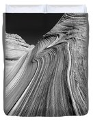 The Wave In The North Coyote Buttes Duvet Cover