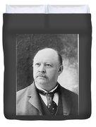 Thomas Brackett Reed (1839-1902) Duvet Cover