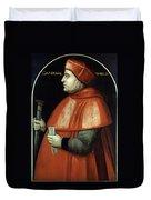 Thomas Wolsey (c1475-1530) Duvet Cover