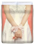 Tied Duvet Cover by Joana Kruse