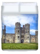 Titchfield Abbey Duvet Cover