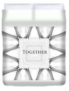 Together Duvet Cover