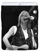Tom Petty And The Heartbreakers Duvet Cover