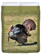Tom Turkey Duvet Cover
