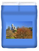 Torcal Natural Park Duvet Cover