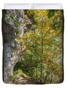 Trails Duvet Cover